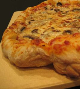 great pizza crust without proofing yeast