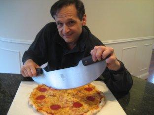 pizza rocker knife